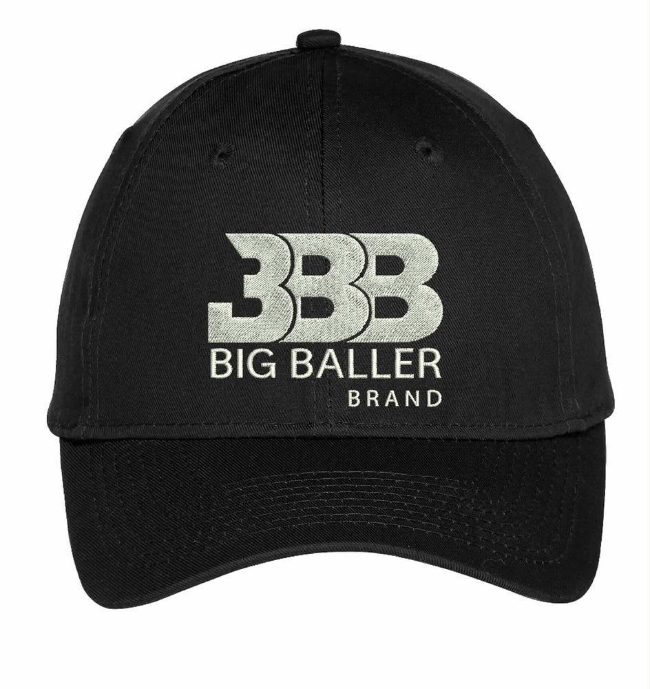 Big Baller Brand BBB Embroidery Hat Custom Embroidered Adjustable Hats