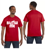 Blow Me T-Shirt VTEC Honda Acura JDM Sti Turbo Race Cars Shirts