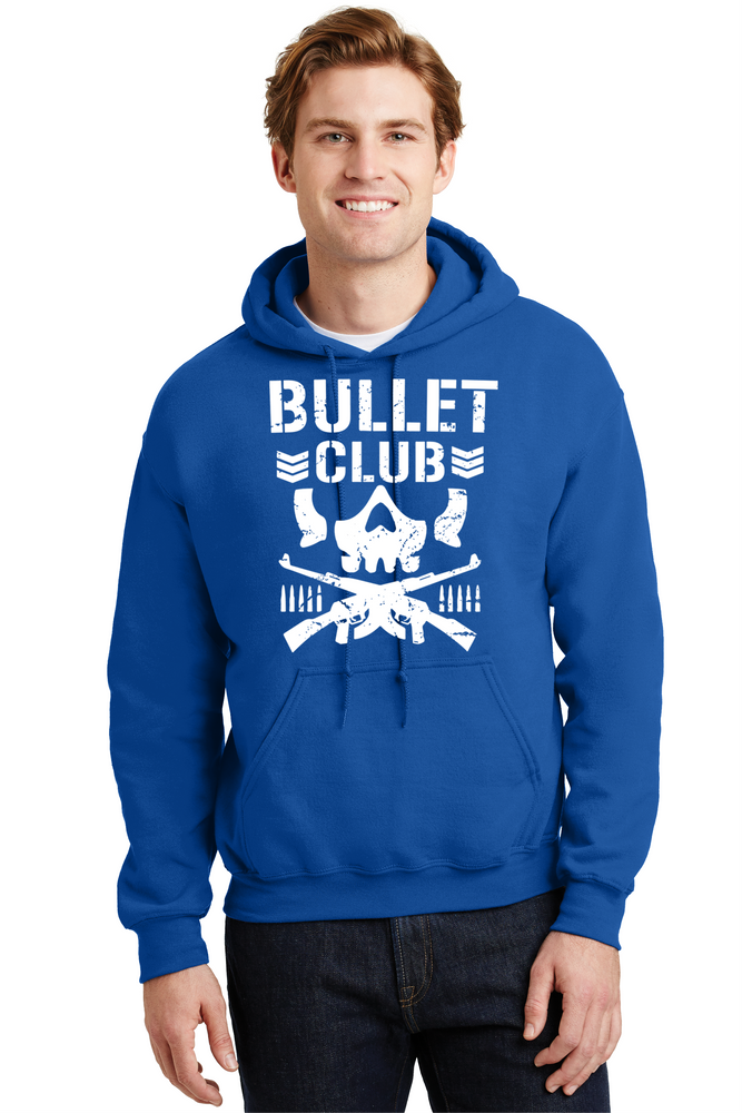 Bullet Club Hoodie Wrestling New Skull Cody Japan Sweatshirt