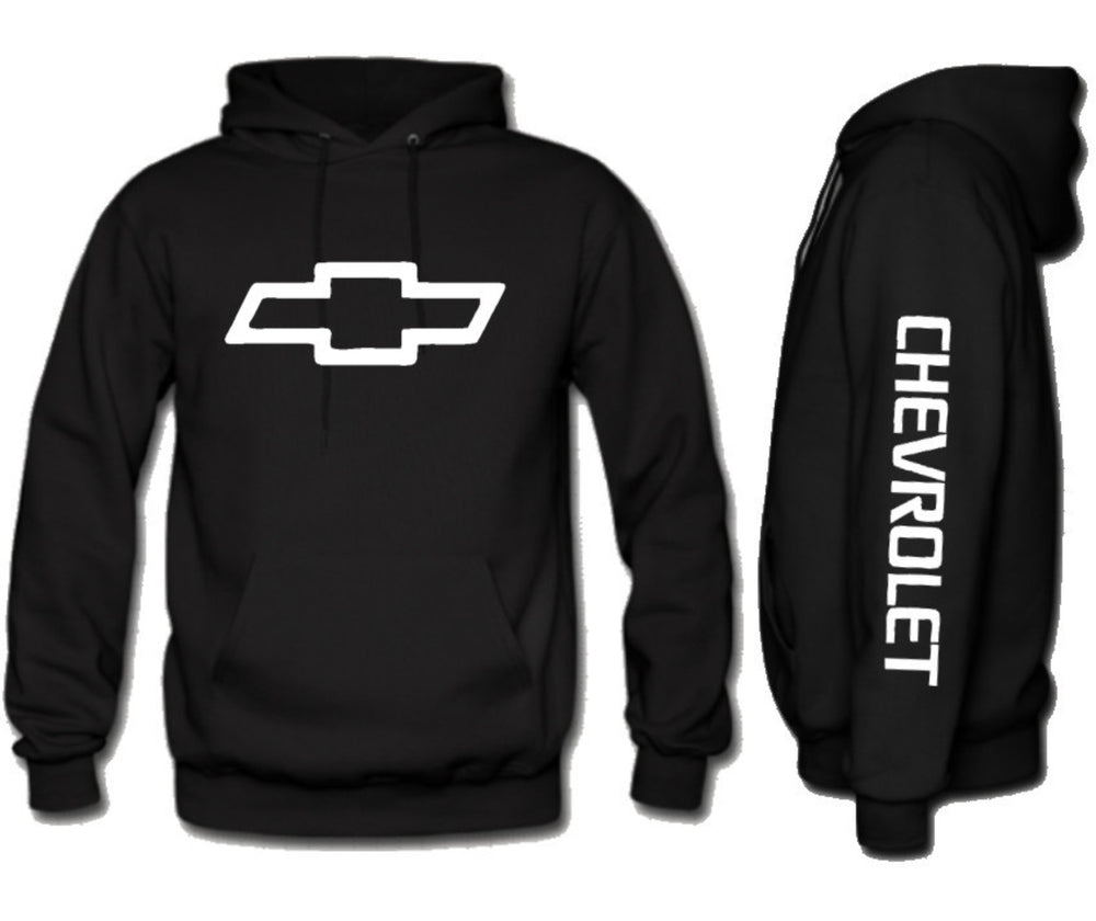 Chevrolet Hooded Sweatshirt Felix Chevy Trucks 4x4 Lowrider Cars Sweatshirt