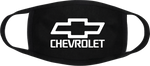 Chevy Chevrolet American Muscle Face Masks