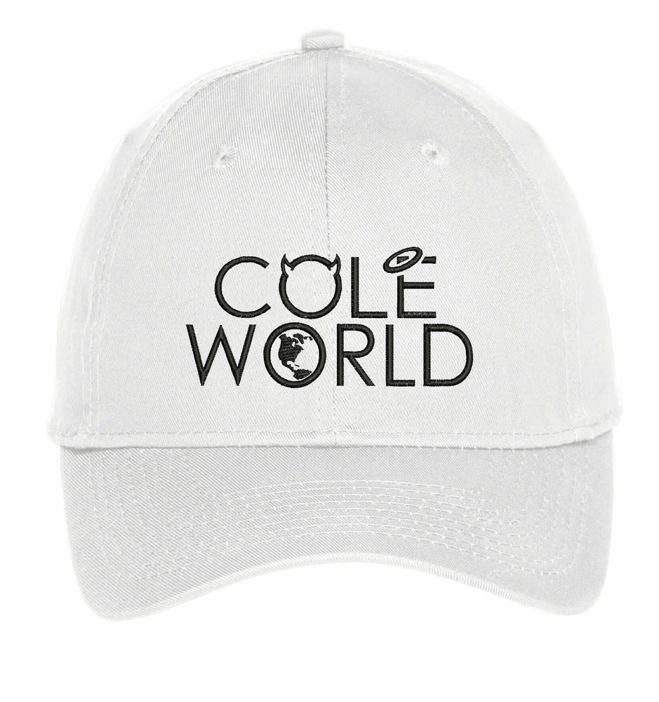 Cole World Dreamville Embroidery Hat Custom Embroidered Adjustable Hats