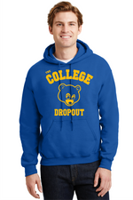 The College Dropout Hoodie Kanye West Feel Pablo RAP Music Sweatshirt