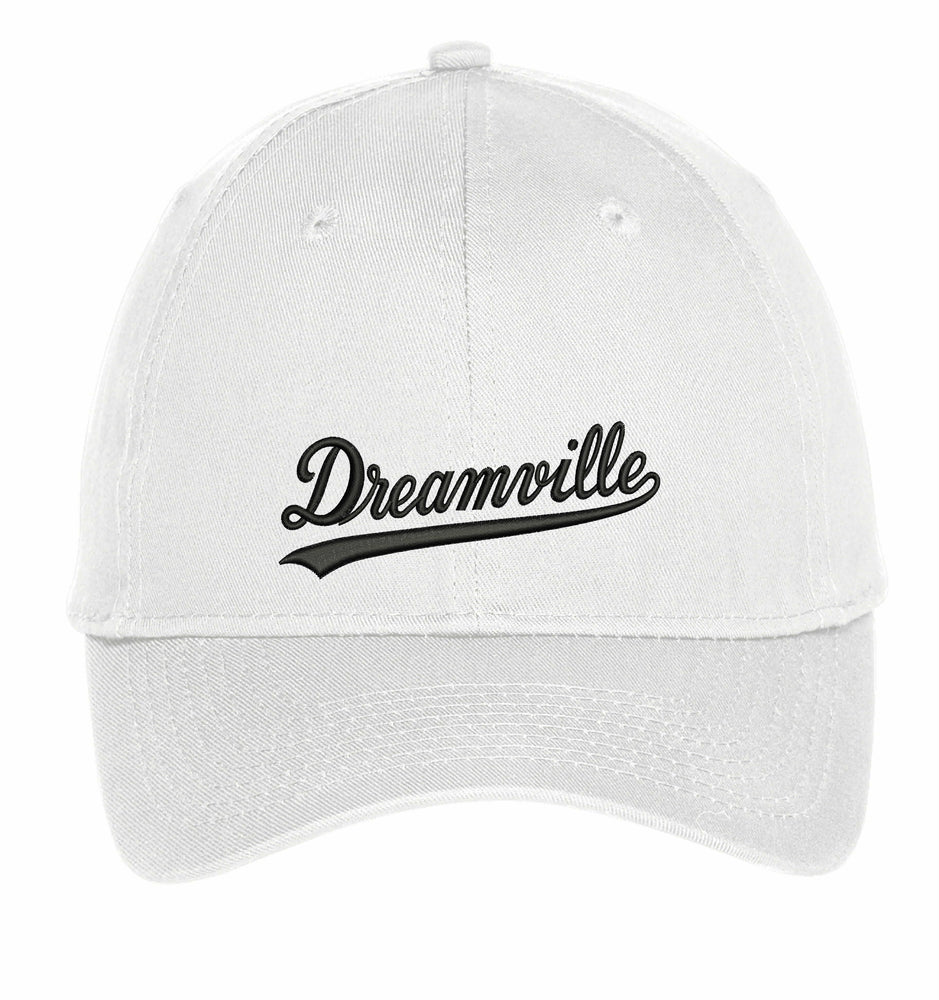 Dreamville Embroidered Adjustable Hat