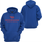 Door Dash Hoodie DoorDash Delightful Delivery UBER Eats Lyft Sweatshirt