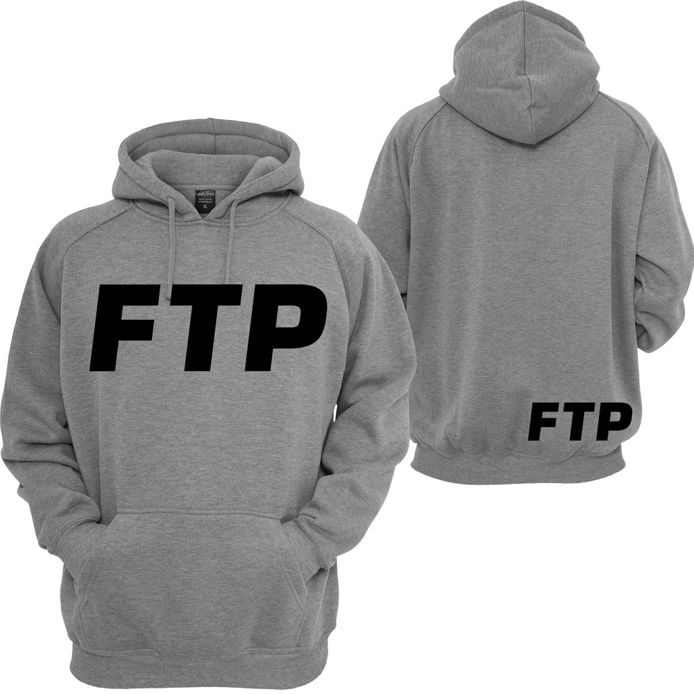 FTP Hoodie Fuct RAP Hip Hop TRAP suicide boys ftp Music Hooded Sweatshirt