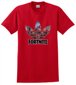 Fortnite Adidas T Shirt Battle Royal Pub G Apex Legends Unisex Tee Shirts