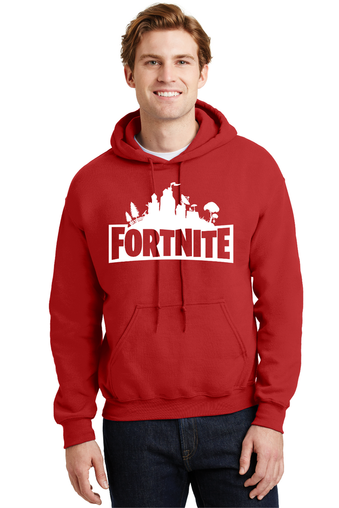 Fortnite Hoodie Video Games COD Battle Field Kids Just Play Sweatshirt