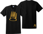 Dreamville T Shirt J Cole World Gold Crown Music Tour Tee Shirts
