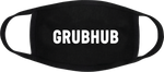 Grub Hub GRUBHUB Food Delivery Face Masks