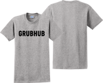 Grubhub T Shirt Food Delivery Doordash Uber Eats Unisex Tee Shirts