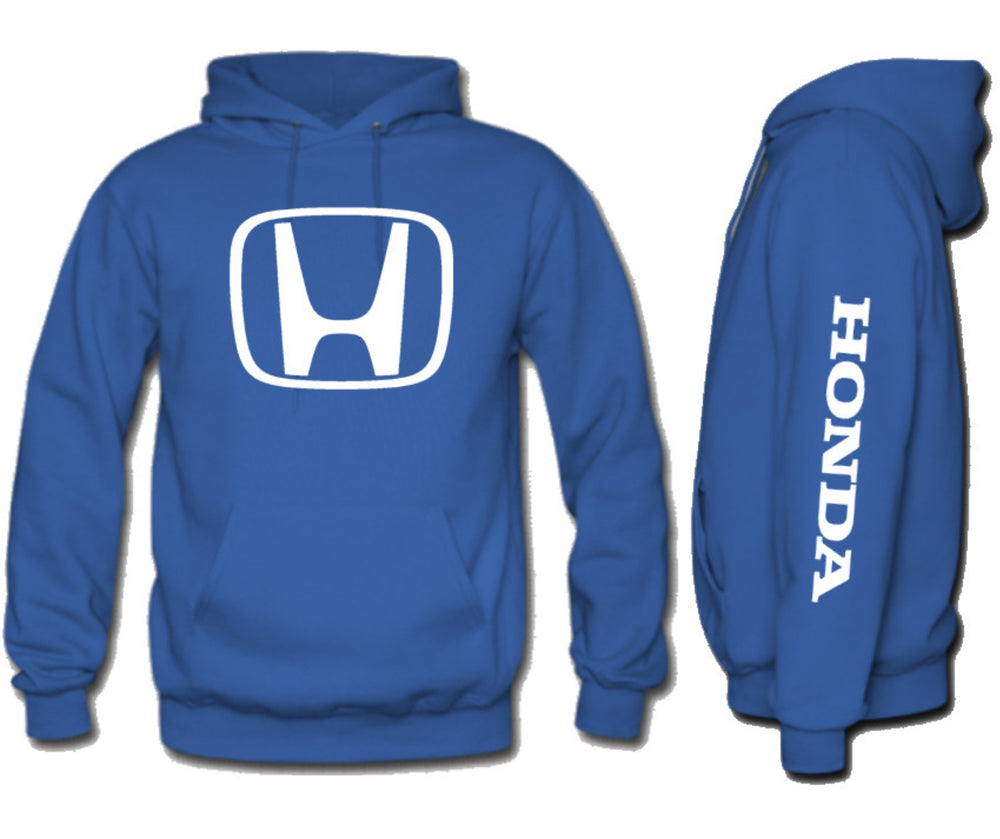 Honda Pullover Sweatshirt Motorcycle Off Road Turbo JDM ATV illest Cars Hoodie