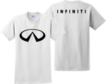 Infiniti T Shirt G35 Coupe Sport TRD Racing JDM Turbo Cars Tee Shirts