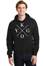 KYGO Hoodie DJ Norwegian Music Cloud Nine FireStone Ykog Sweatshirt