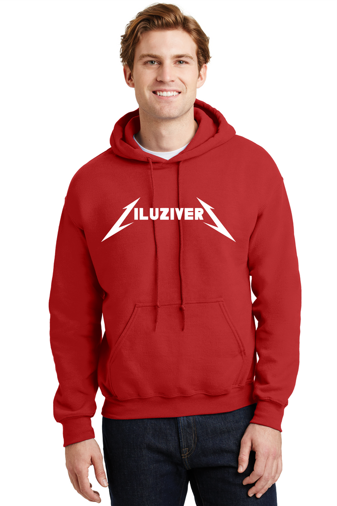 Lil Uzi Vert Hoodie Lil Uzi Metalica In The World Rage RAP Music Sweatshirt