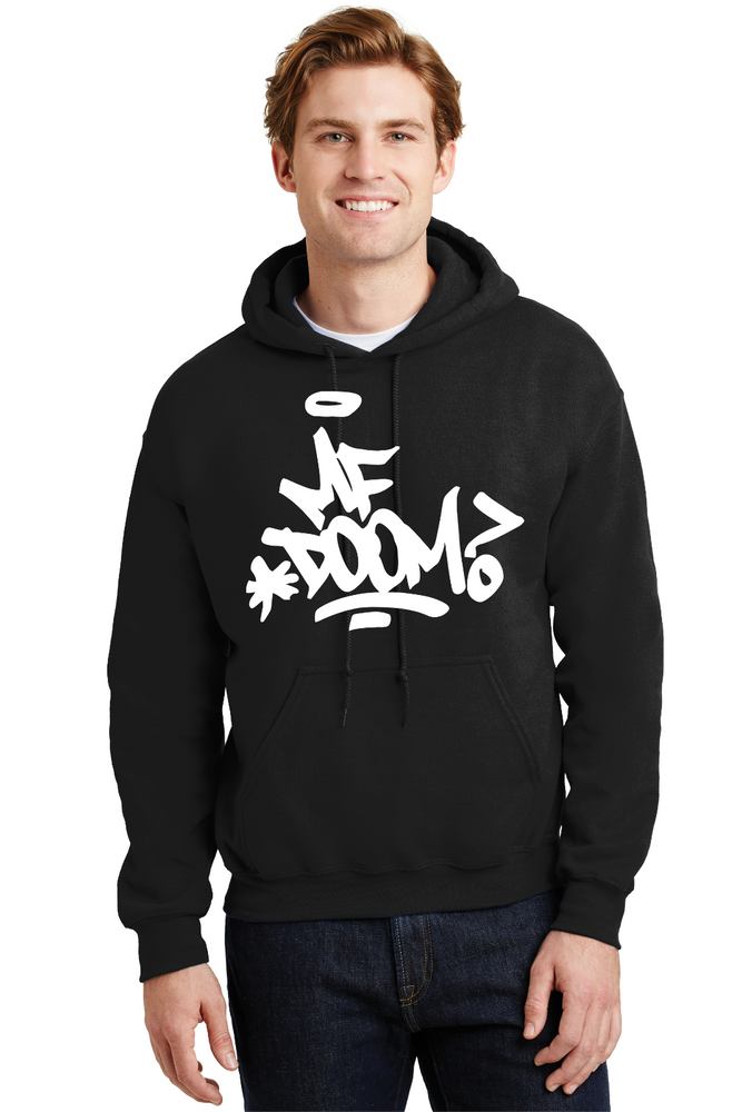 MF Doom Hoodie Metal Face Underground Madvillain Mask Hip Hop  Sweatshirt