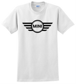 Mini Cooper T Shirt AMG BMW Race Cars JDM Sport Unisex Tee Shirts