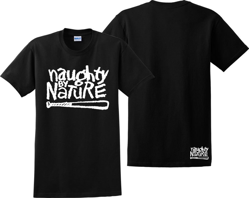 Naughty By Nature T Shirt Hip Hop Trio 2Pac Death Row Unisex Tee Shirts