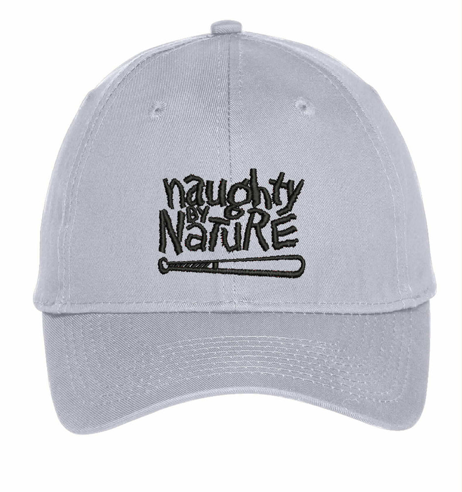 Naughty By Nature Music Embroidery Hat Embroidered Adjustable Hats