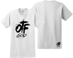 OTF 600 T Shirt Lil Durk Only The Family Record Label Unisex Tee Shirts