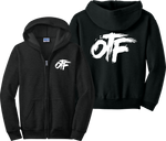 OTF Zip Up Hoodie Only The Family 600 Gucci Migos Hip Hop Music Zipper Sweatshirt