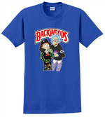 Rick Morty Backwoods T Shirt Cartoon TV Show Cigarillos Tee Shirts