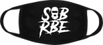 SOB RBE Hip Hop RAP Music Face Masks
