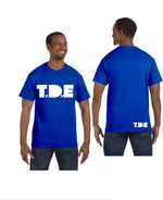 TDE J COLE T Shirt Top Dawg Entertainment Dreamville Records Music Kendrick Shirts
