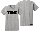 TDE T Shirt Kendrick Lamar KOD Cole World Tour DAMN Album Tee Shirts