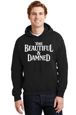 G Eazy Hoodie The Beautiful and Damned G-Eazy RAP Music Sweatshirt