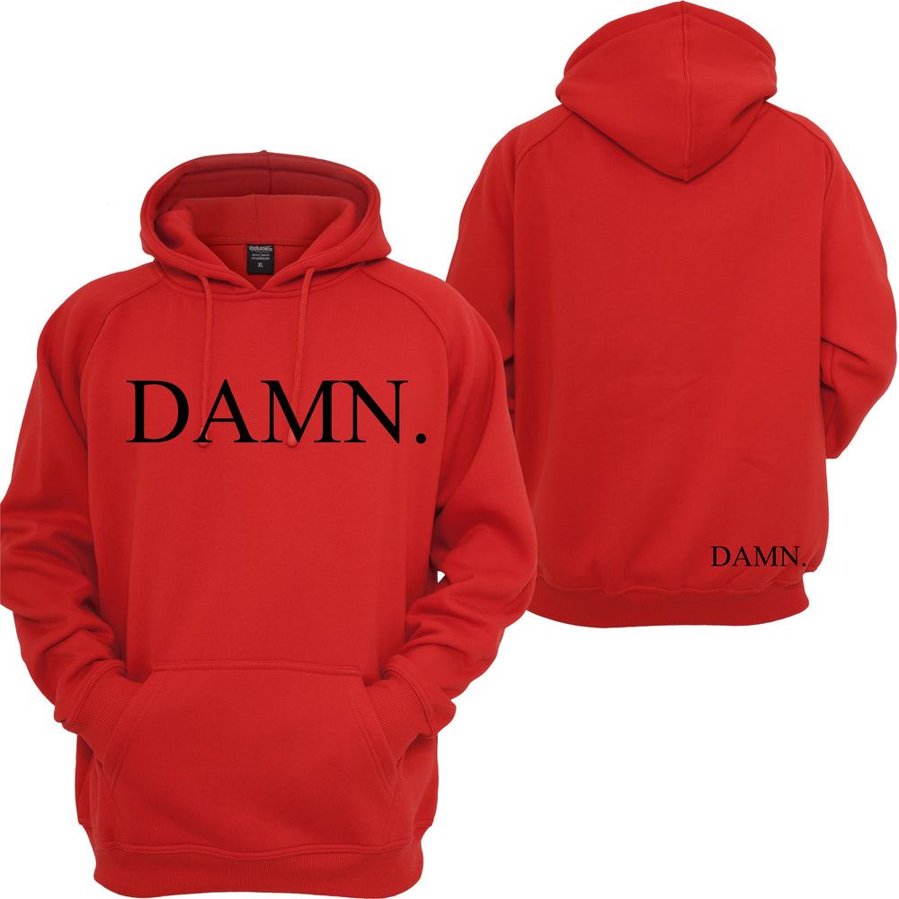 Damn Hoodie Kendrick Lamar TRAP Dr Dre Damn Album Humble Music Hooded Sweatshirt