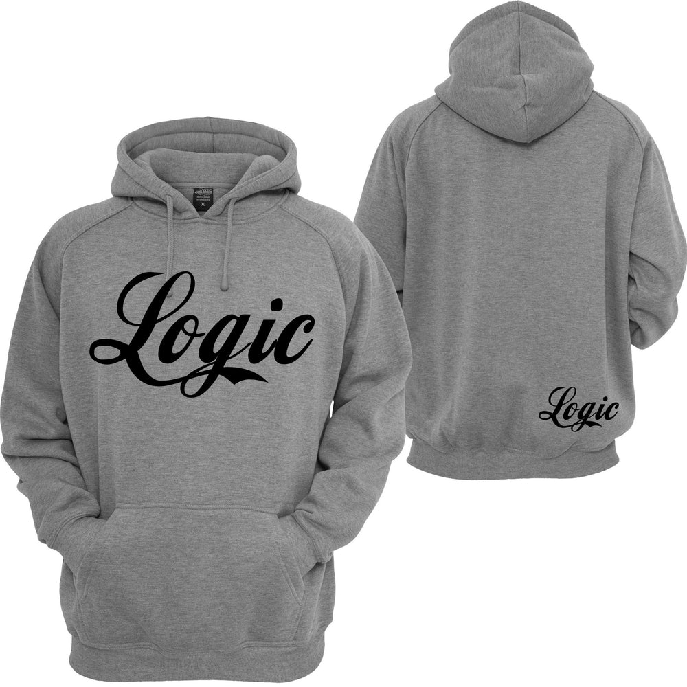 Logic Hoodie Rattpack TDE Logic Under Pressure 301 Hip Hop RAP Music Sweatshirt