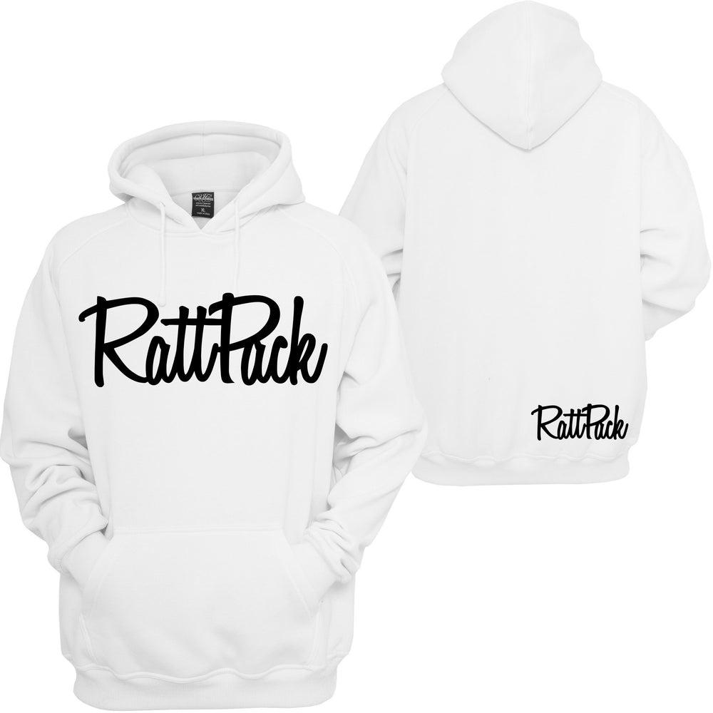 Rattpack Hoodie Logic Rapper 301 TDE XO Weeknd RAP Hip Hop Music Sweatshirt