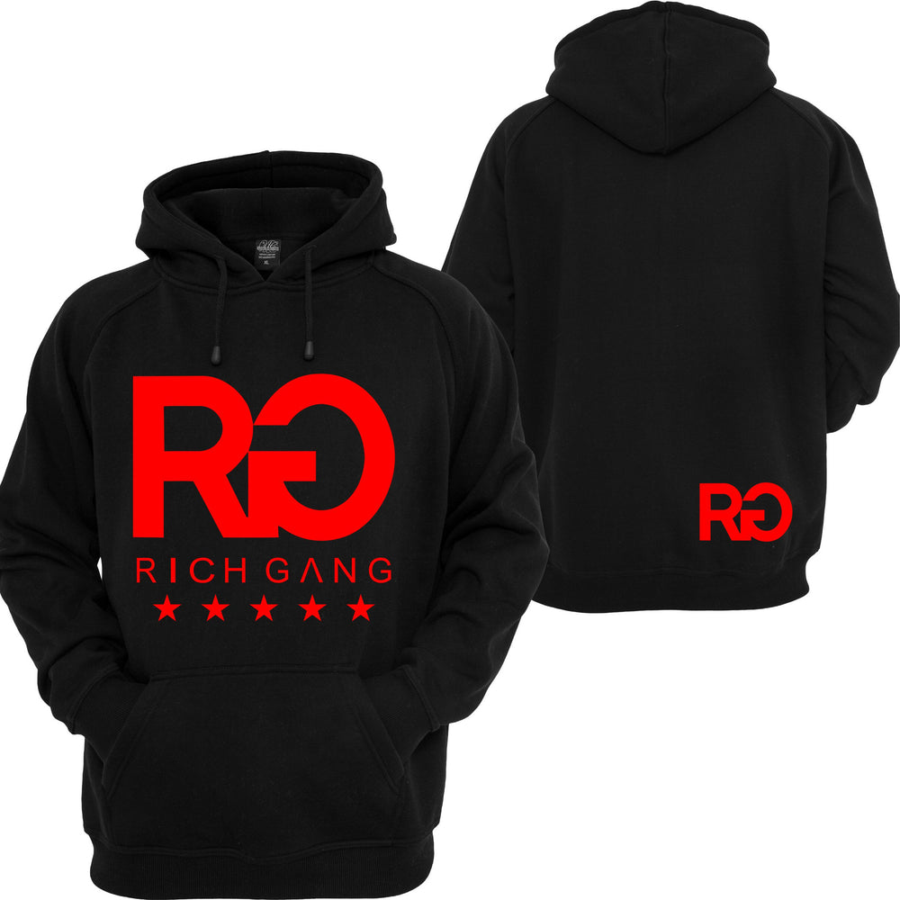 Rich Gang Hoodie YMCMB OVOXO Hip Hop RAP Music Hustle Gang TGOD Sweatshirt
