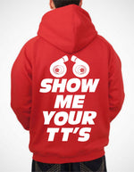 Show Me Your TT's Hoodie Twin Turbo Racing Car Boost JDM Drift illest Sweatshirt