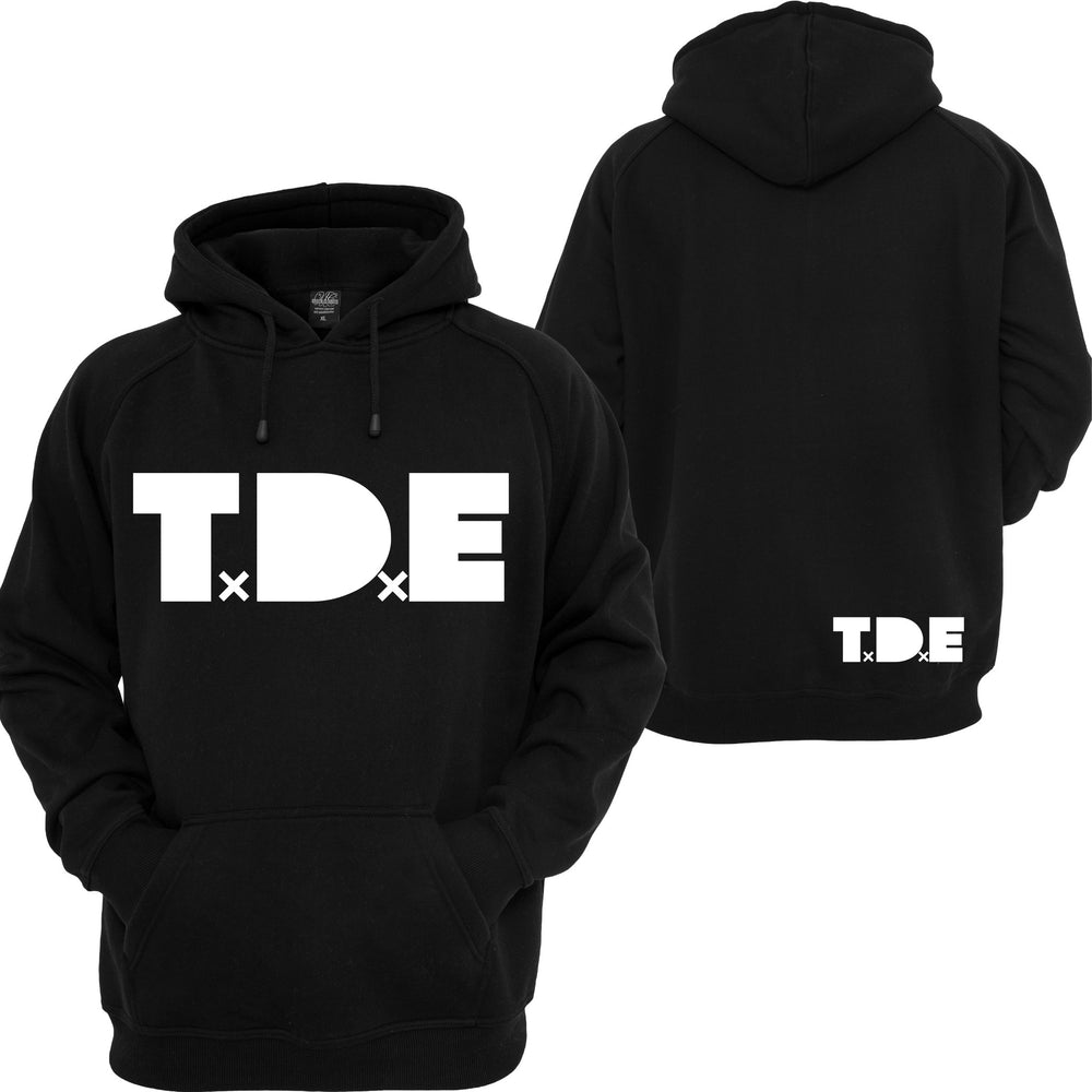 TDE J COLE Hoodie Top Dawg Entertainment Dreamville Records Music Kendrick Sweatshirt