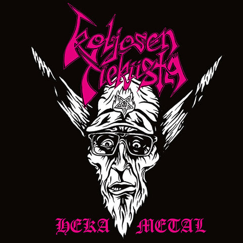 Heka metal - CD | Koljosen Tiekiista | Longplay Music