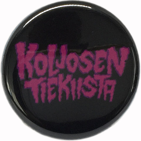 Koljosen Tiekiista - Badge