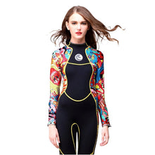 "The ""Street Art 2"" Wetsuit"