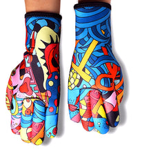 "The ""Street Art"" Gloves"