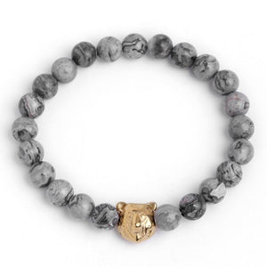 Bear Head Bracelet - OlympBoss Bracelet