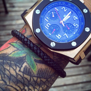 Genuine Leather Bracelet - OlympBoss Bracelet