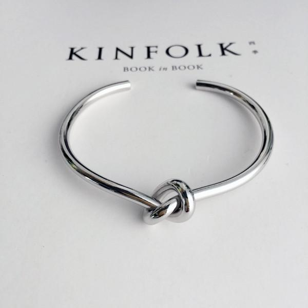 Knot Bangle - OlympBoss Bracelet