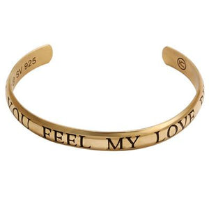 Lovers Cuff Bangle - OlympBoss Bracelet
