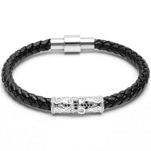Luxury Weave Lovers Bangle - OlympBoss Bracelet