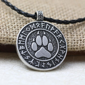 Norse Bear Talisman - OlympBoss Necklace