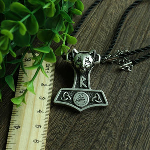 Norse Fox necklace - OlympBoss Necklace