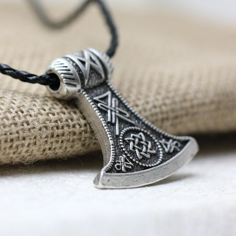 Viking Axe Talisman - OlympBoss Necklace
