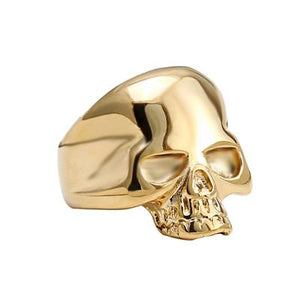 Biker Rock Ring - OlympBoss Rings