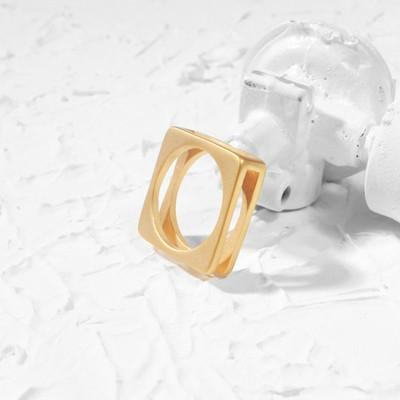 Simple Club Ring - OlympBoss Rings